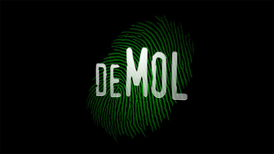 Wie is de Mol? WIDM logo