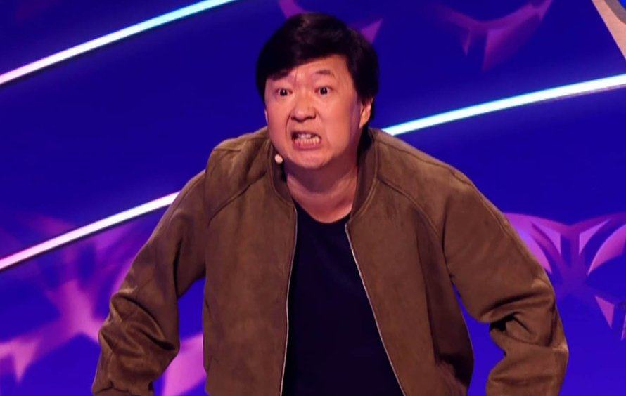 Ken Jeong in The Masked Singer