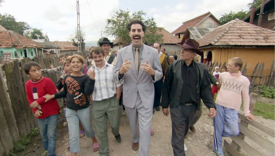 Borat is weer populair in Kazachstan!