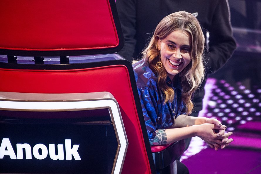 Anouk in The Voice
