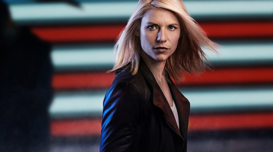 Claire Danes in Homeland op Videoland