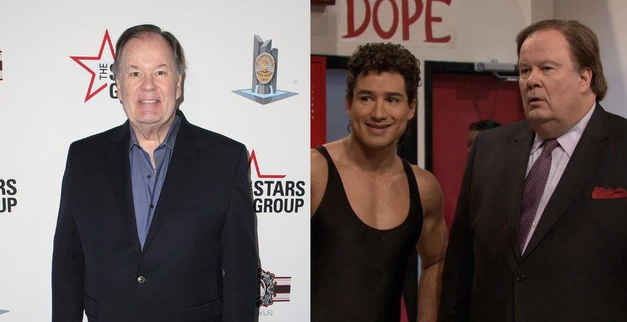 Dennis Haskins, Saved by the Bell