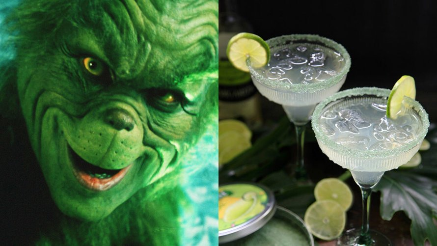 The Grinch, Drink