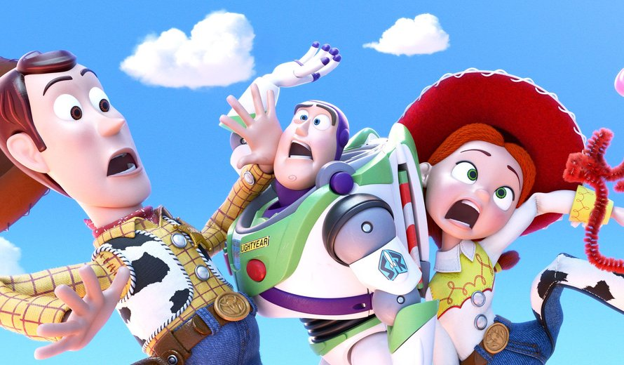 Toy Story 4 still, Pixar