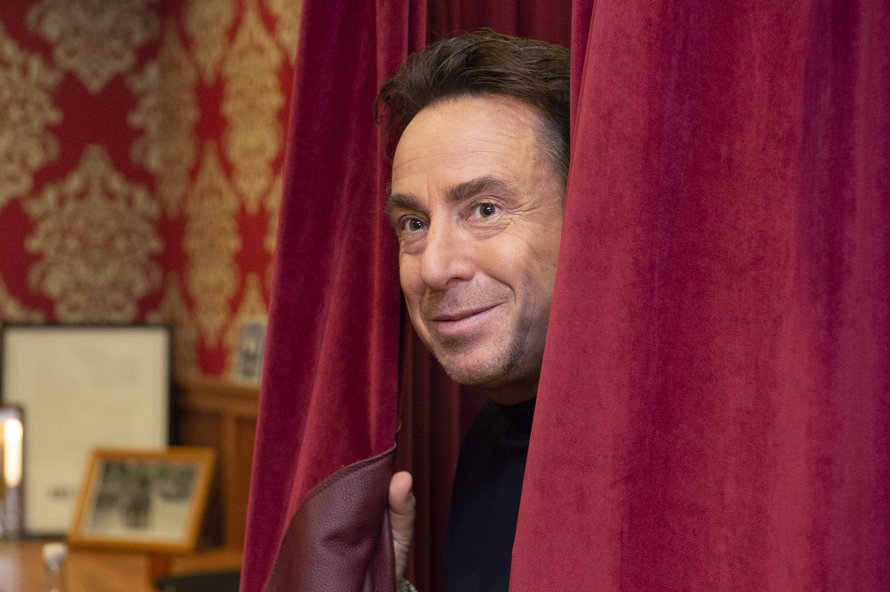 Marco Borsato ontvangt Ticketmaster of the year award