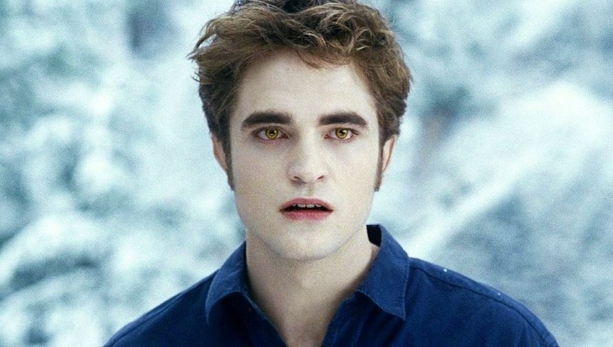 Robert Pattinson als Edward Cullen in Twilight