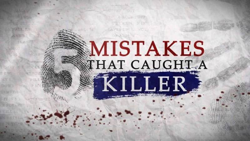 5 mistakes that caught a killer true crime serie videoland