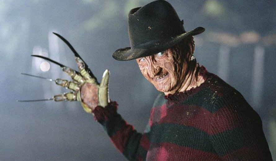 Freddy Krueger goes Stranger Things!