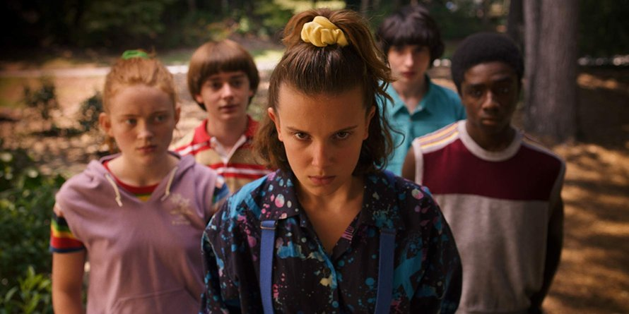 Stranger Things Eleven Millie Bobby Brown