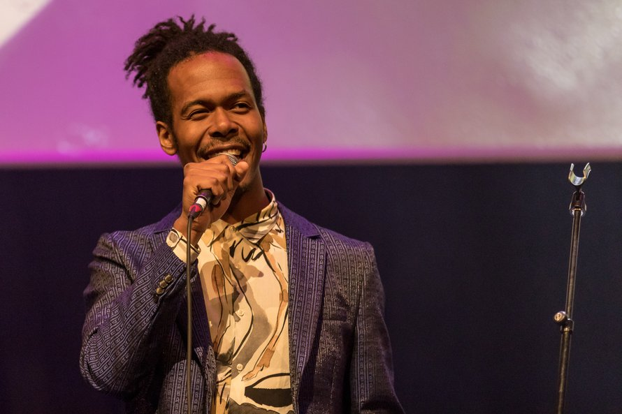 Jeangu Macrooy, Songfestival, DWDD