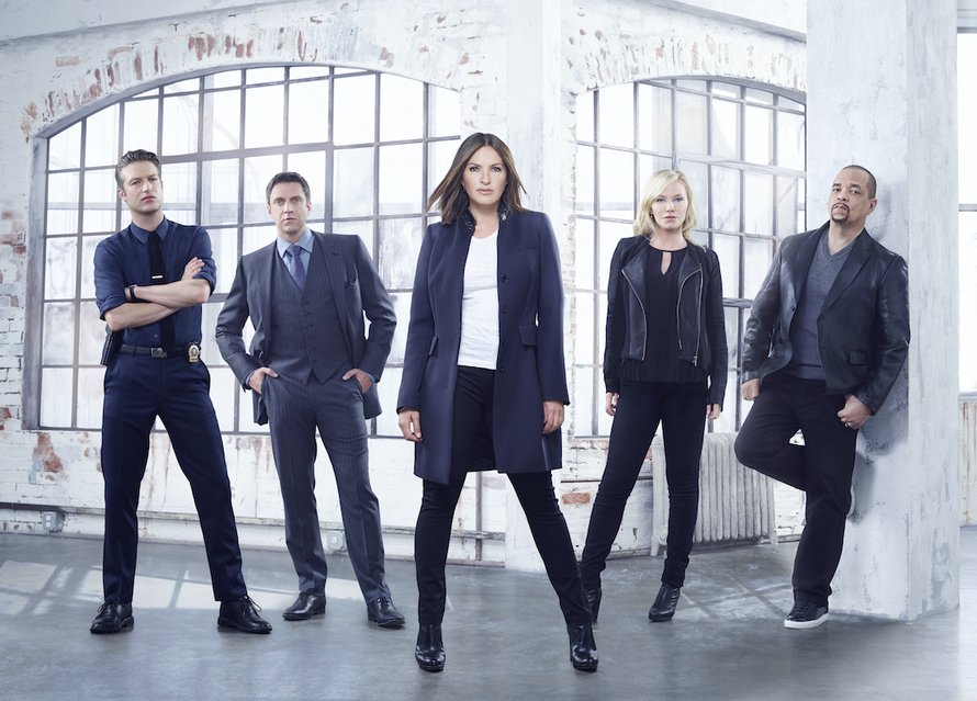 Law and Order: Special Victims Unit SVU cast