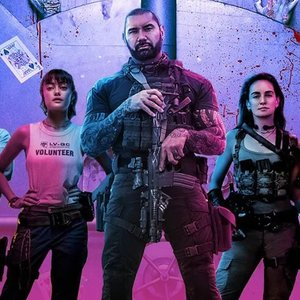 Dave Bautista in Army of the Dead op Netflix 2021