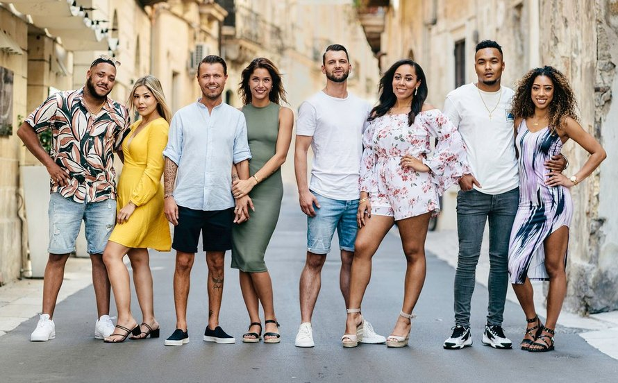 Kandidaten Temptation Island Love or Leave op Videoland