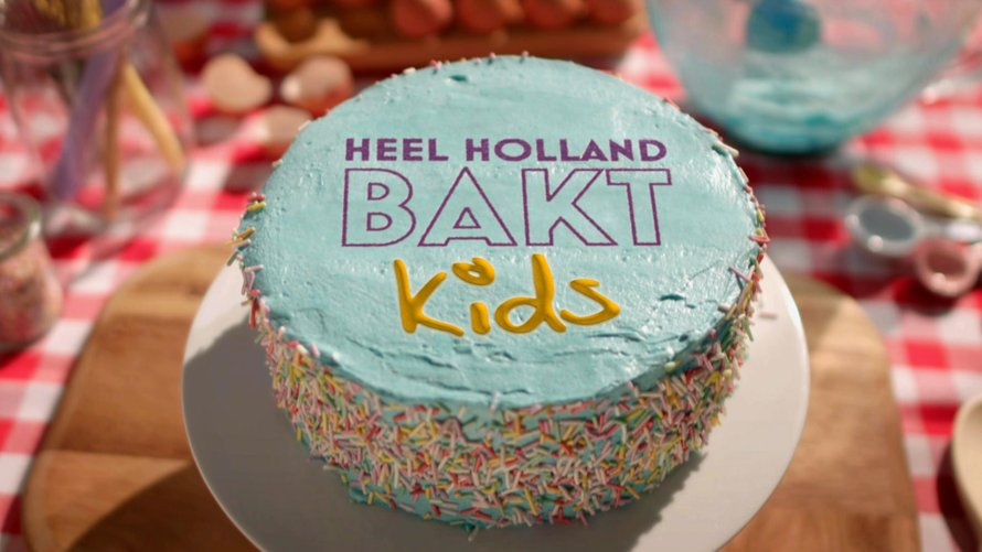 Heel Holland Bakt Kids, start