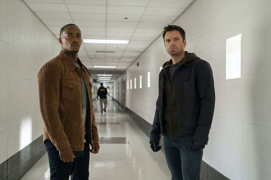 Recensie The Falcon and the Winter Soldier