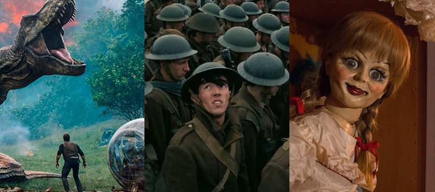Dunkirk, Annabelle: Creation en Jurrassic World
