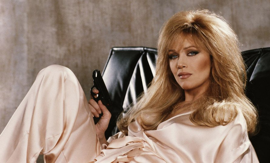 Tanya Roberts in A View To Kill