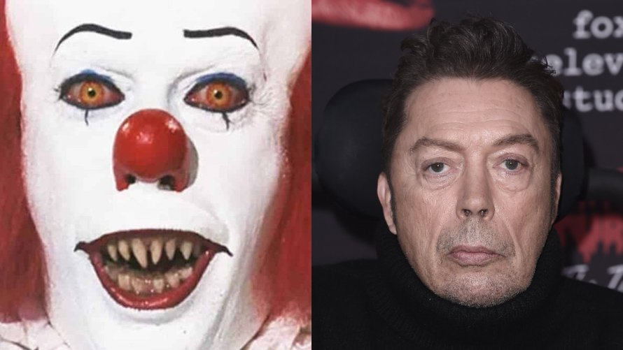 Tim Curry als It Pennywise