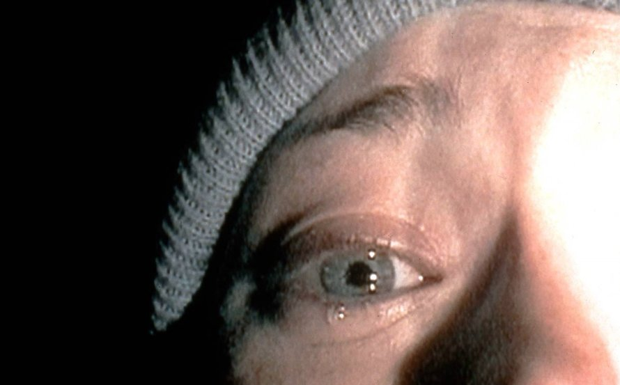 Horrorfilm The Blair Witch Project 1999