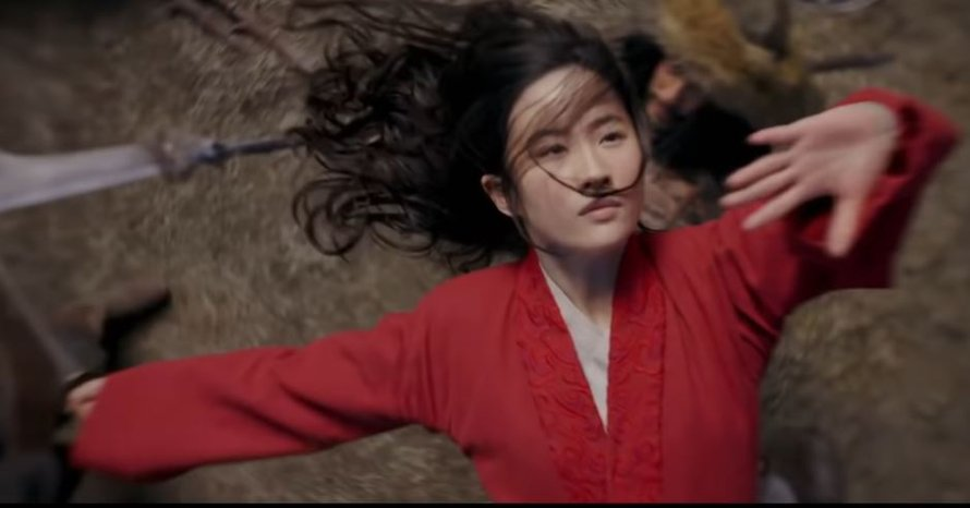 Mulan, live-action, teaser, Super bowl