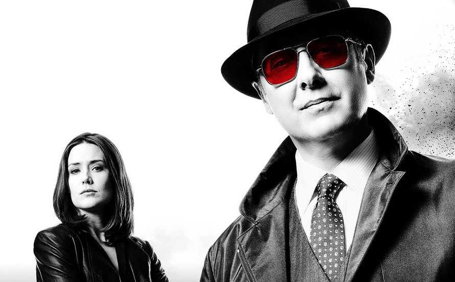 James Spader als Red in The Blacklist Seizoen 9