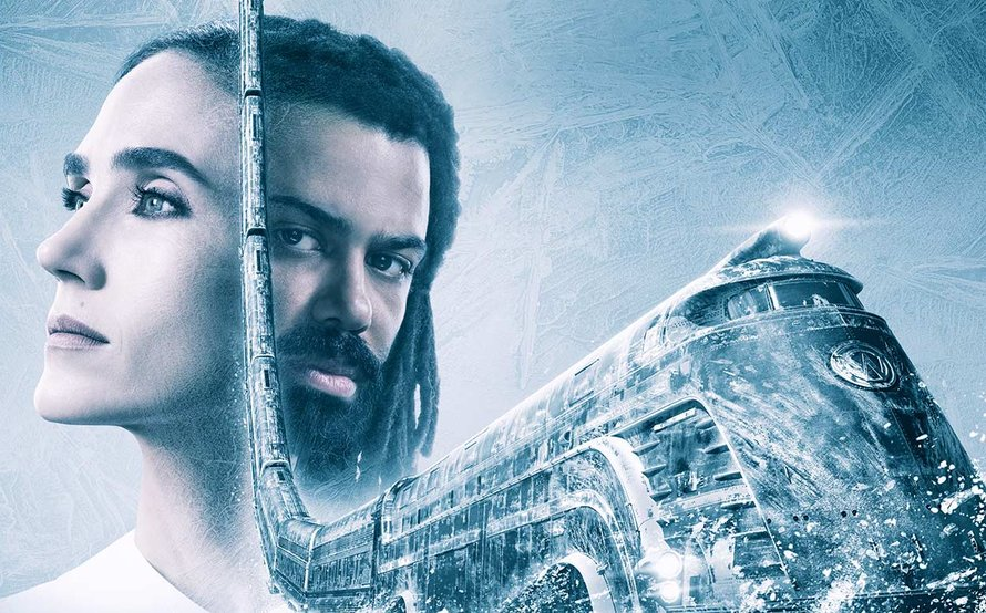 Jennifer Connelly en Daveed Diggs in Snowpiercer