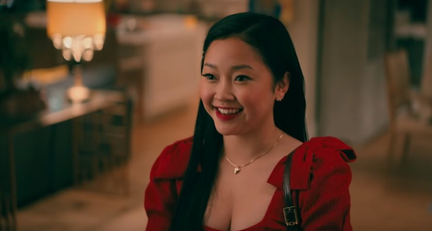 Lana Condor als Lara Jean in To All the Boys I've Loved Before 2