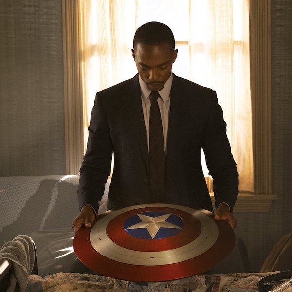 Anthony Mackie in Falcon and the Winter Soldier