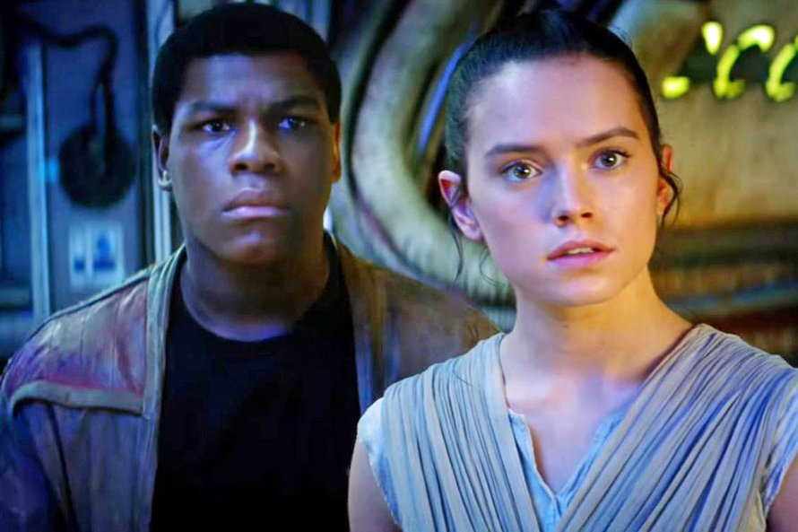 Is het liefde tussen Finn en Rey in Star Wars: The Rise Of Skywalker, of toch iets anders?