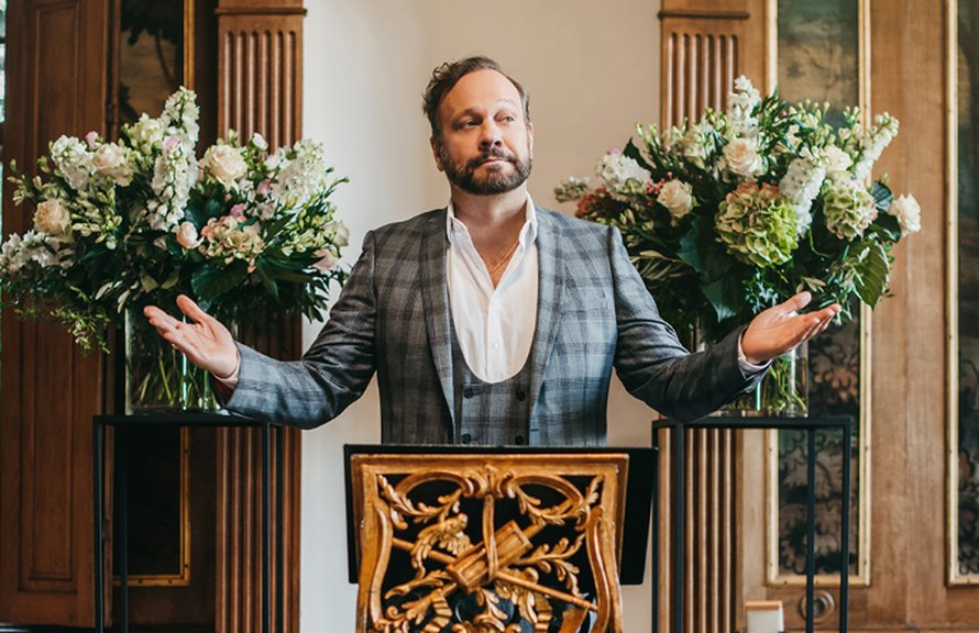 Carlo Boszhard in Married at First Sight op RTL 4
