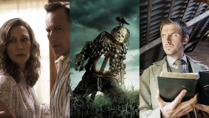 The Conjuring, Scary stories to tell in the dark, Apostle