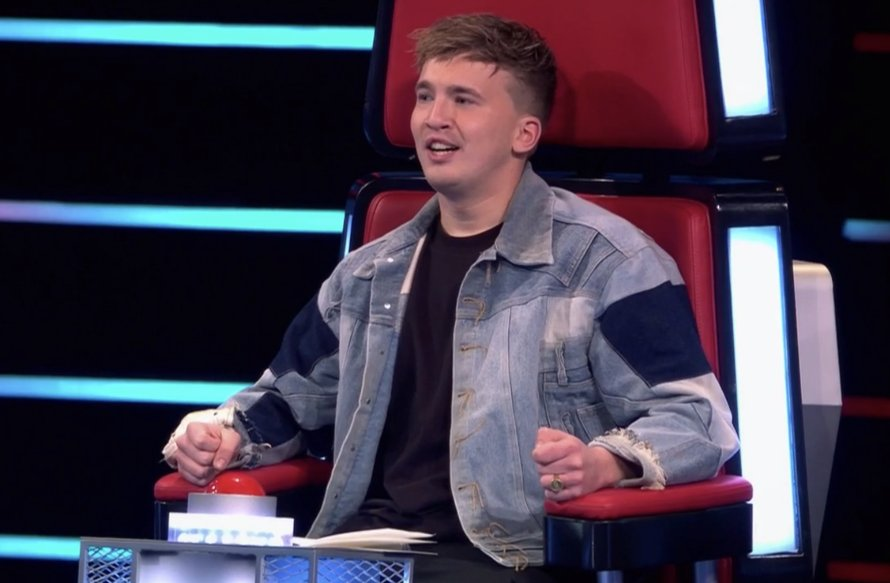 Snelle in The Voice Kids