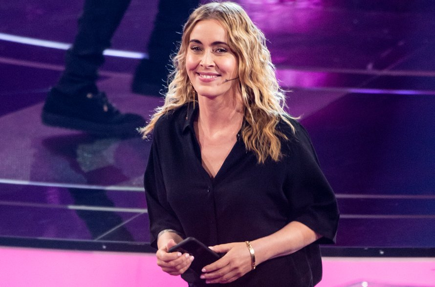 Anouk in The Voice of Holland 2021