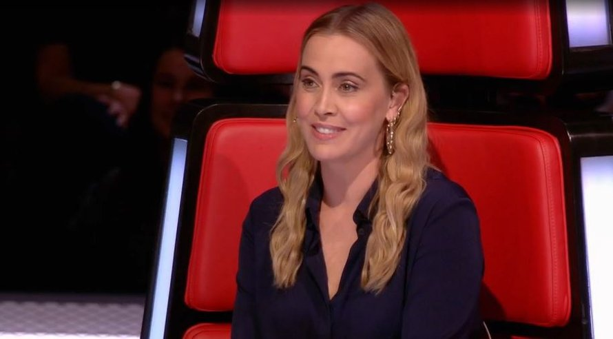 Anouk, The Voice of Holland, commentaar