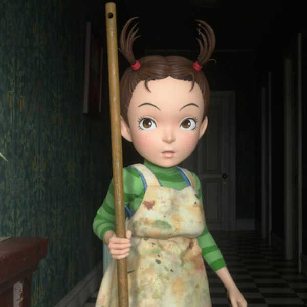 Aya and the Witch Studio Ghibli 3D-animatiefilm