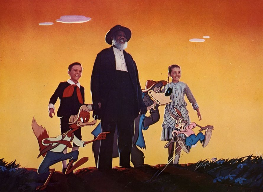 Song of the South van Disney uit 1946