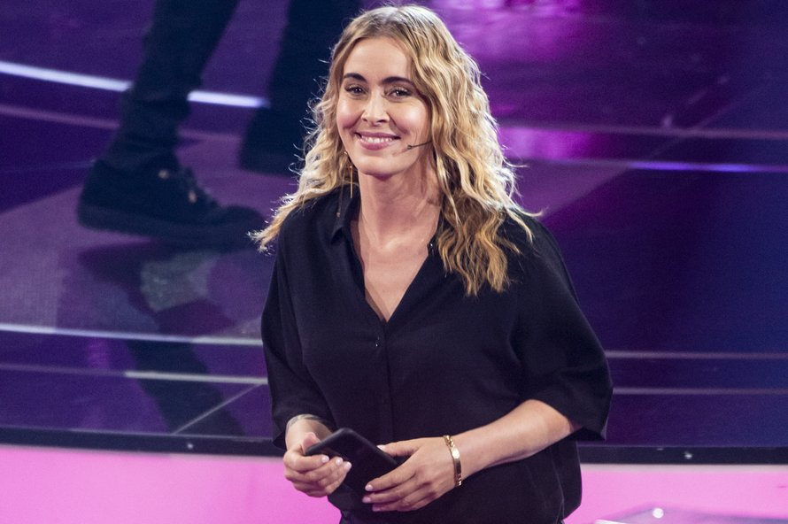 Coach Anouk bij The Voice of Holland