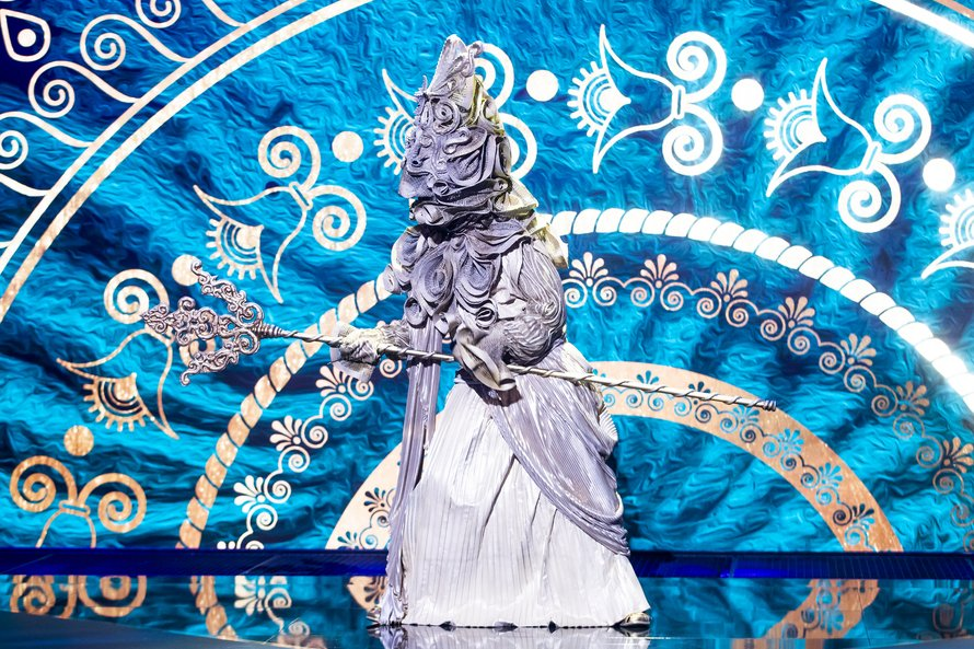 Neptunus in The Masked Singer