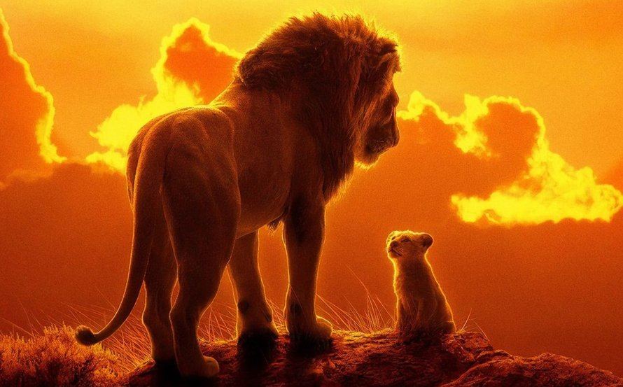 Disney+, The Lion King