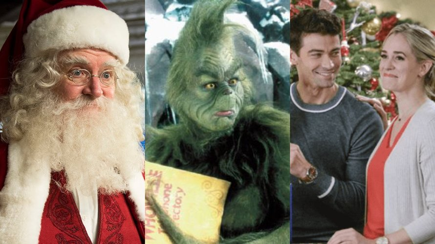 Get Santa, How The Grinch Stole Christmas, Holiday Date