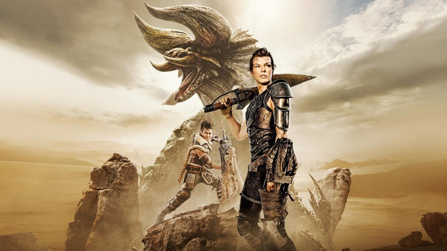 Milla Jovovich, Monster Hunter