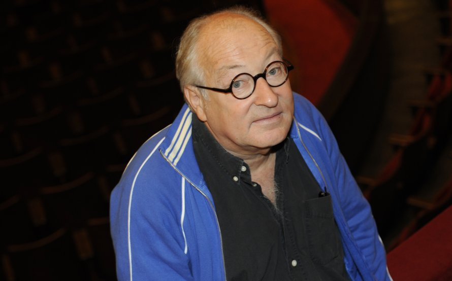 Youp van t Hek in theater Carré