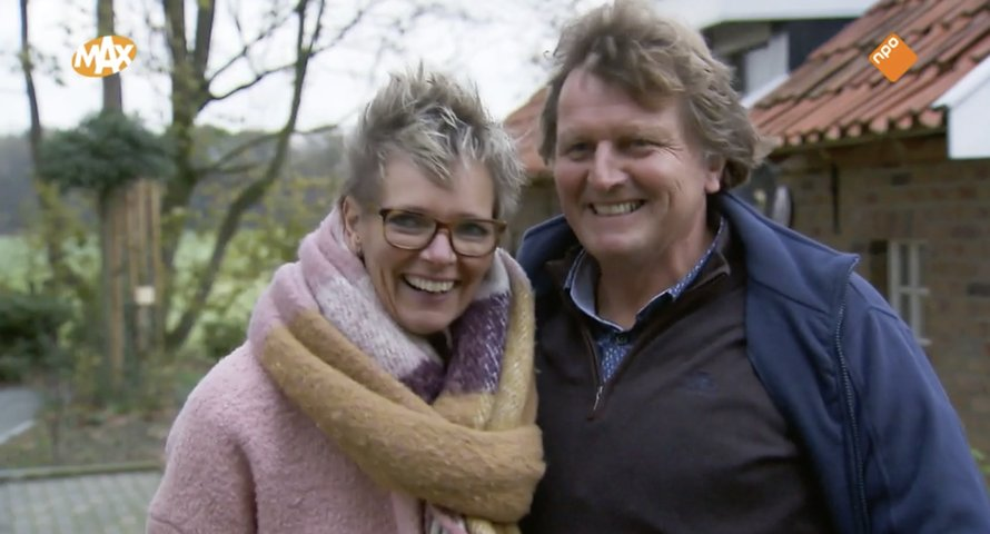 Christel en Erik in Bed and Breakfast op NPO 1