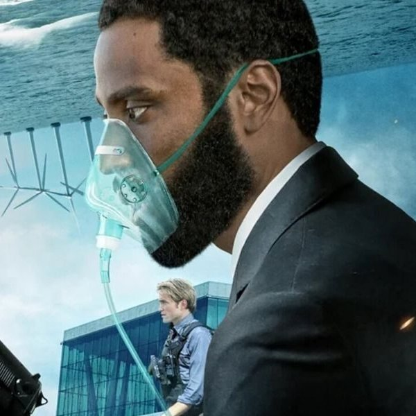 John David Washington in Tenet van Christopher Nolan 2020