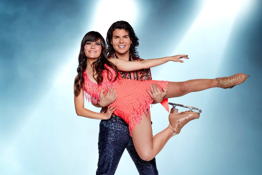 Roy Donders, Dancing On Ice