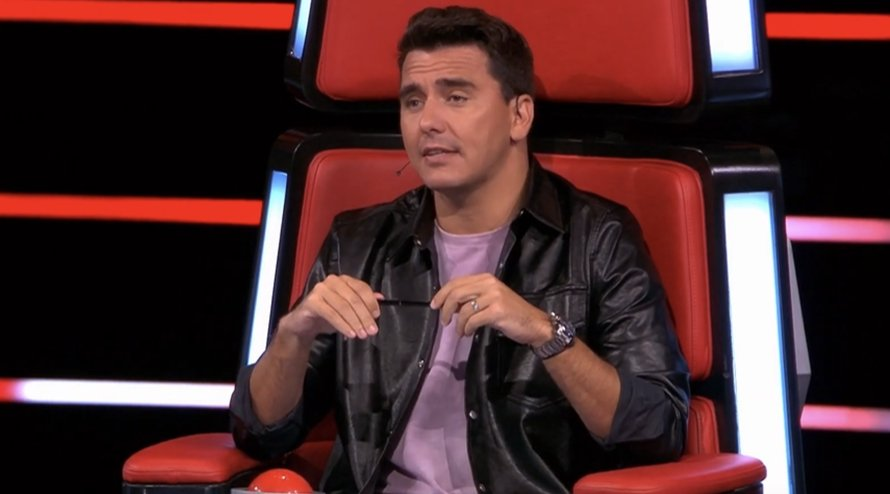 Jan Smit in The Voice of Holland