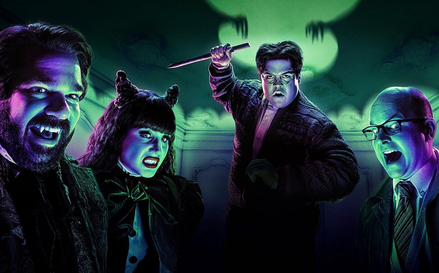 What we do in the Shadows op Comedy Central