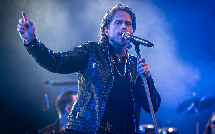 Andre Hazes live in Zomertheater 2020