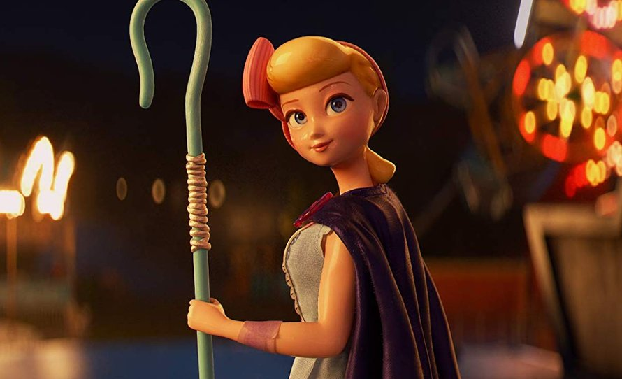 Bo Peep in Lamp Life van Disney+