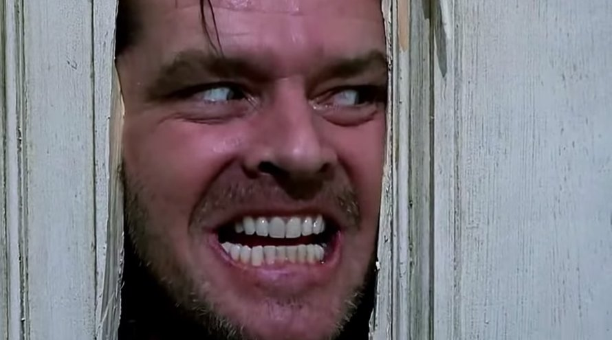 The Shining, Here is Johnny